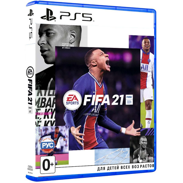 FIFA 21 игра для PlayStation 5 [PS5GFI21]