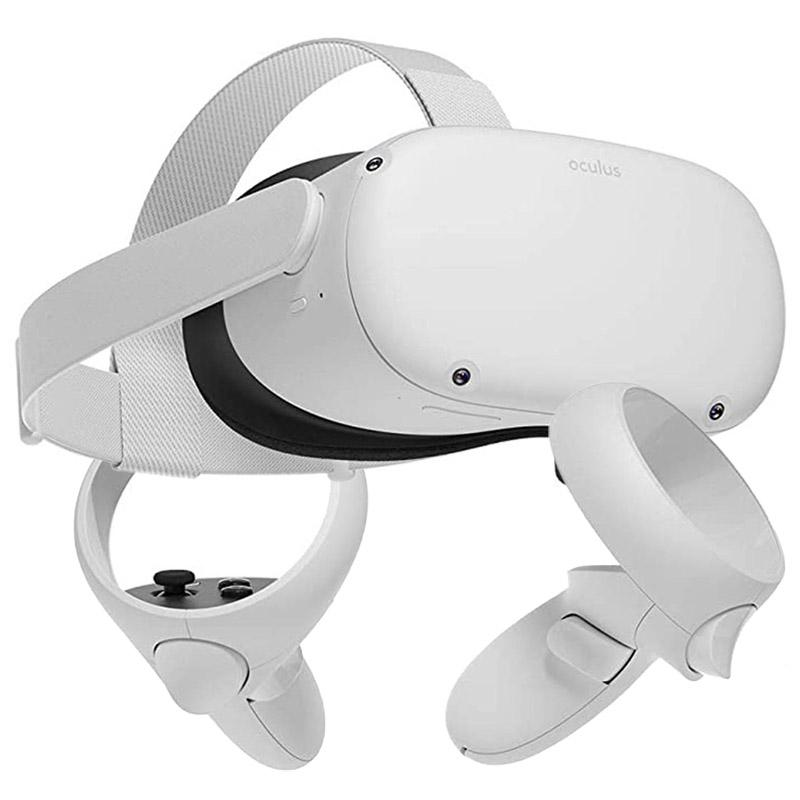 Oculus Quest 2 128Gb шлем виртуальной реальности [OQVR128]