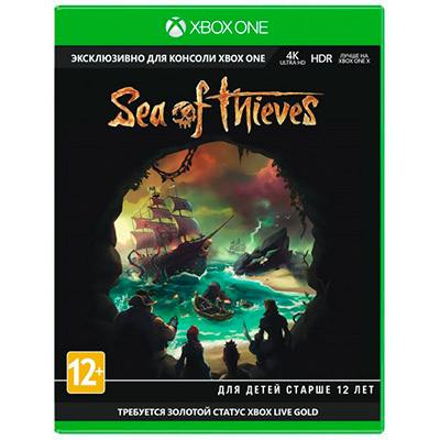 Sea of Thieves игра для Xbox One [XMSOT]