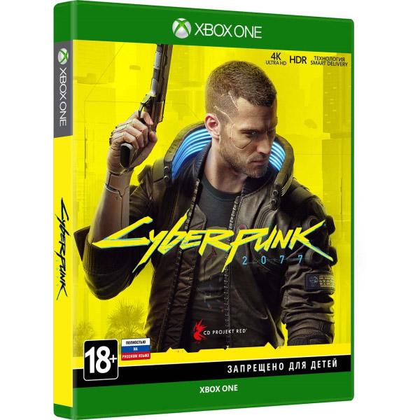 Cyberpunk 2077 игра для Xbox One [XBOCP77]
