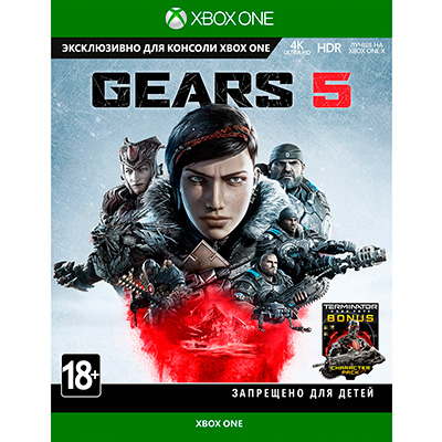 Gears 5 для Xbox One [XBOGR5]