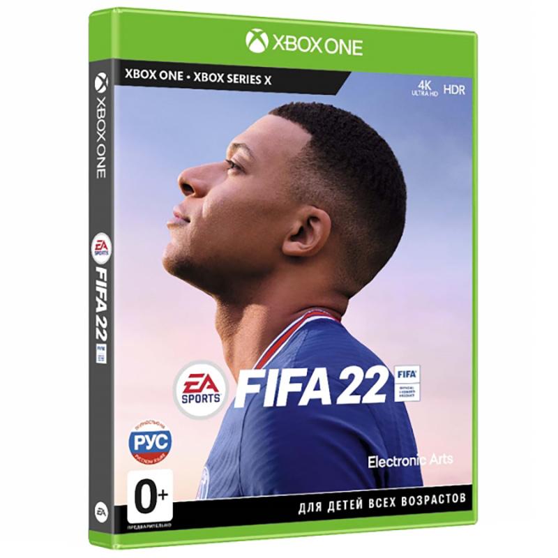 FIFA 22 игра для Xbox [XBXGFI22]