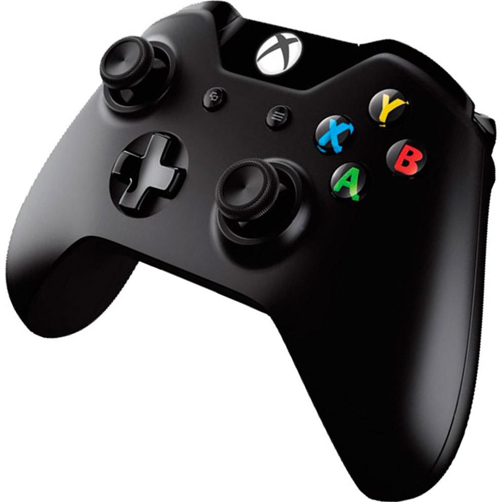 Геймпад Xbox ONE черный [SXOJWC]