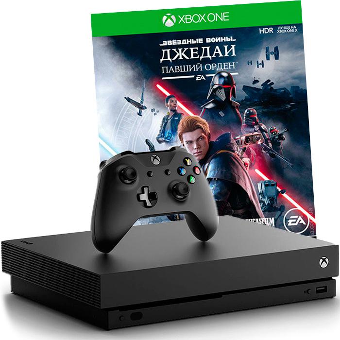 Xbox One X Джедаи: Павший Орден [XXO1JDI]