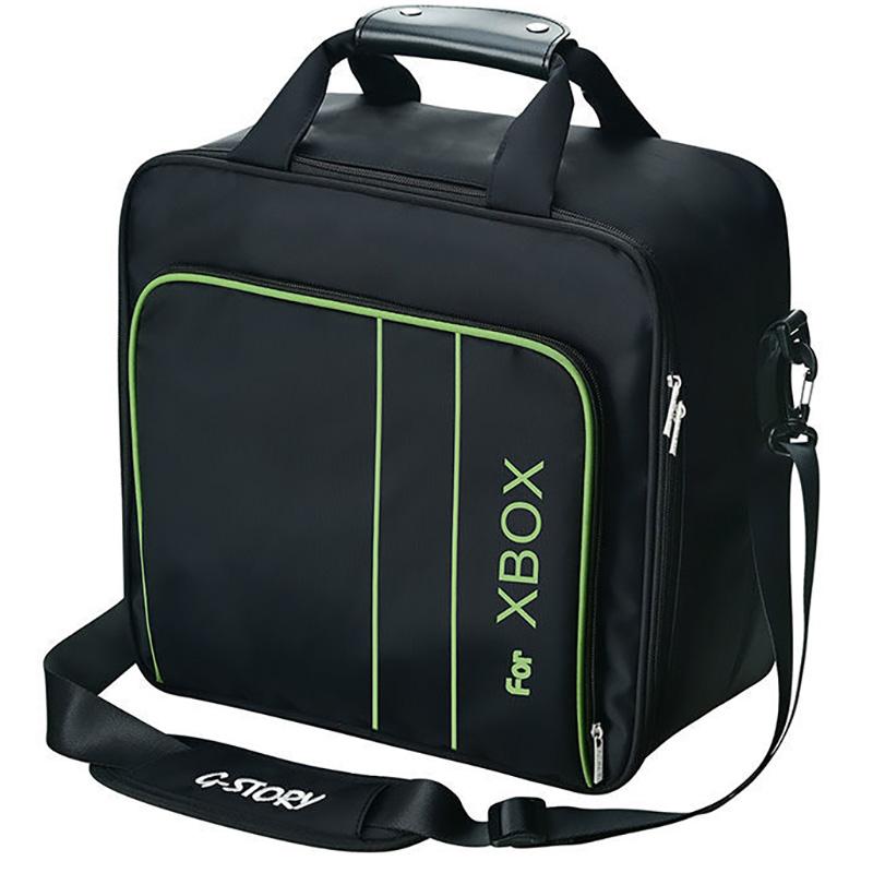 черная тканевая сумка для xbox series x|s [xbsabxb805]