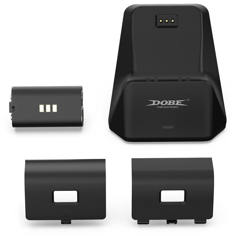 дисплей charger dobe для джойстиков xbox series [xbsa0607x]