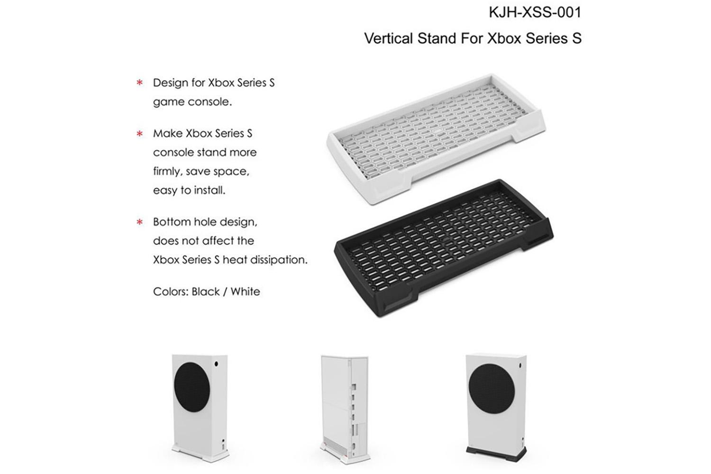 Вертикальный стенд Xbox SS