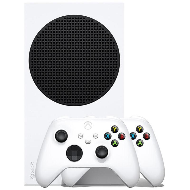 Xbox Series S и 2 джойстика [XBSB2G]